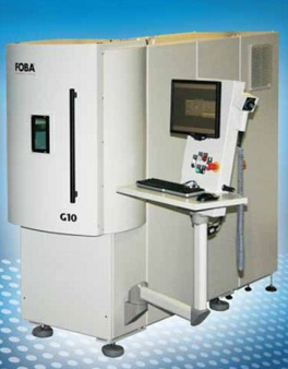 FOBA G10 Laser Engraving Machines